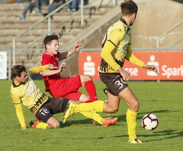 Fussball Verbandsliga Südbaden